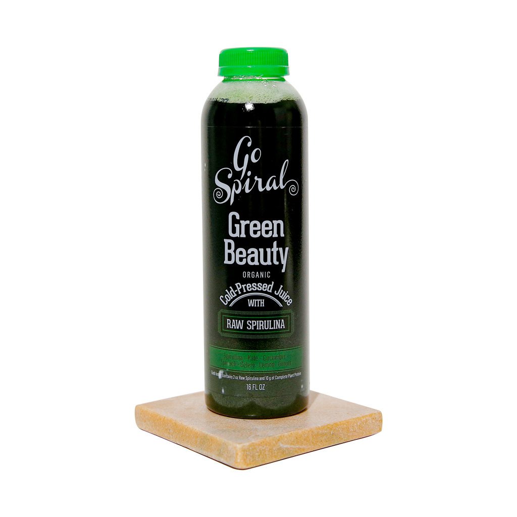 Green Beauty Cold Pressed - 6 Pack