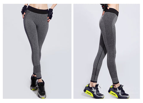 High Waist Leggings - Runner Lyfe