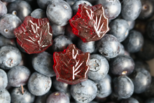 Load image into Gallery viewer, Blueberry&Maple Flavoured Candy In Bulk/Bonbon aromatisé au bleuet et à l'érable  1lb
