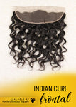 Indian Curl Lace Frontal