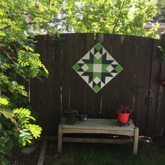 Go Team Backyard Quilt