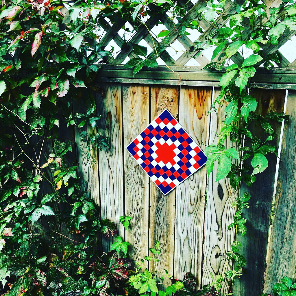 RWB Mini - Quilt Designs in the Yard