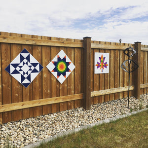 Bundle #2 - Starblanket and Double Royal - Quilt Designs in the Yard
