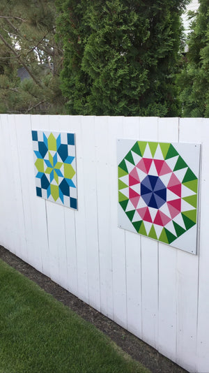 Bundle #1 - Bliss and Blossoms - Quilt Designs in the Yard