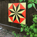 Good to See You - Backyard Barn Quilts - Quilt Designs in the Yard