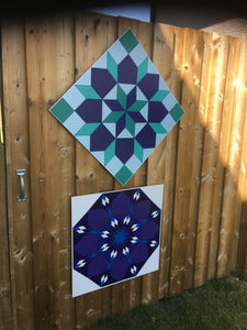 Bundle #3 - Inspiration and Serenity - Quilt Designs in the Yard