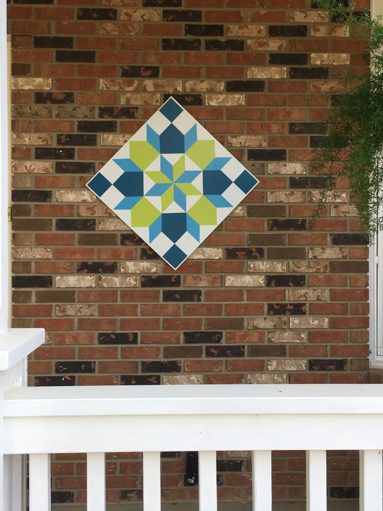 Bliss Backyard Barn Quilts - Quilt Designs in the Yard