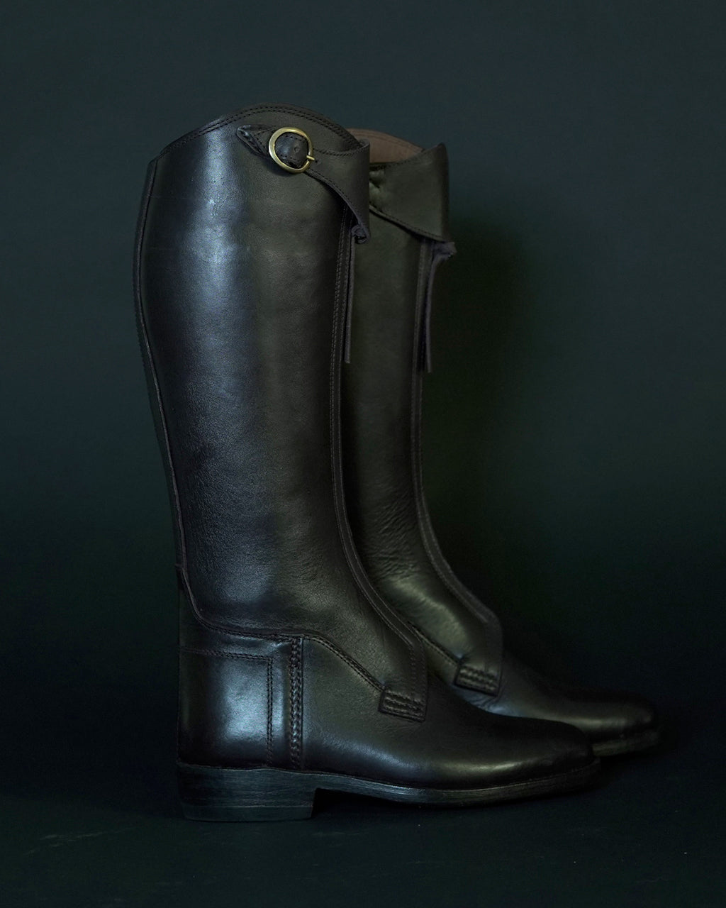 Artisan Polo Boots - Made to Order