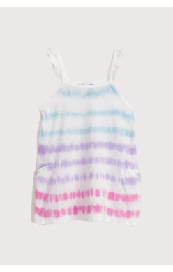 Multi Tie Dye Dress