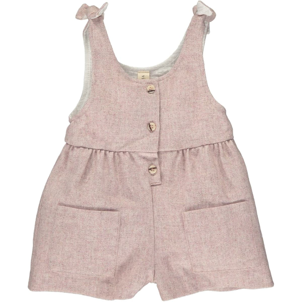 Ashley Romper - Rose