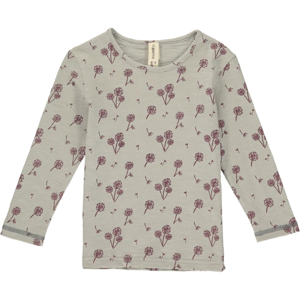 Reese Long Sleeve Shirt - Frost Dandelion