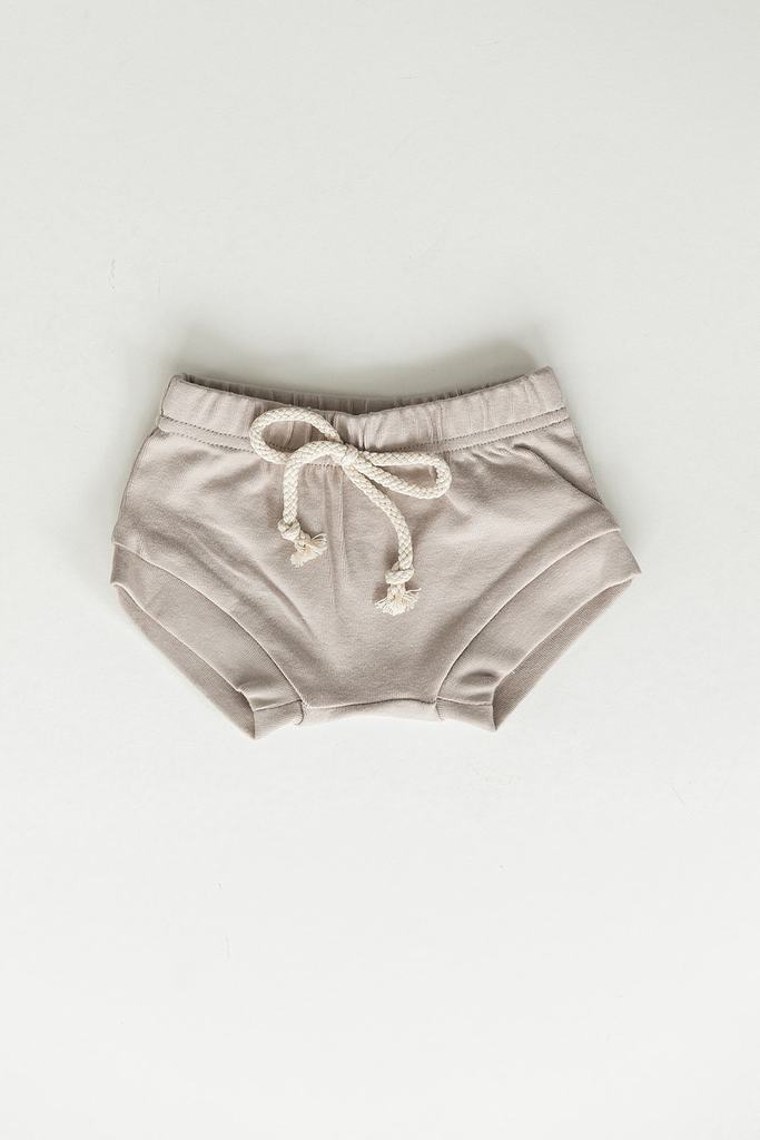 Cotton Ash Shorts
