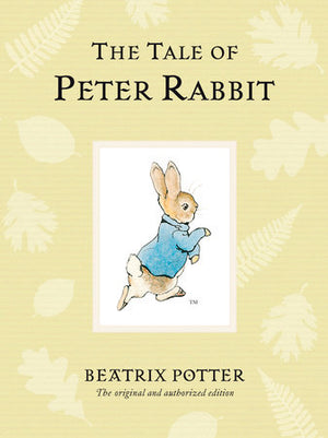 The Tale of Peter Rabbit - Yellow ED