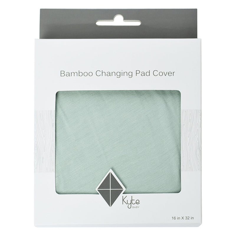 Change Pad Cover - Sage