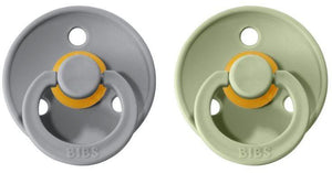 BIBS Pacifier 2 PK Sage / Cloud