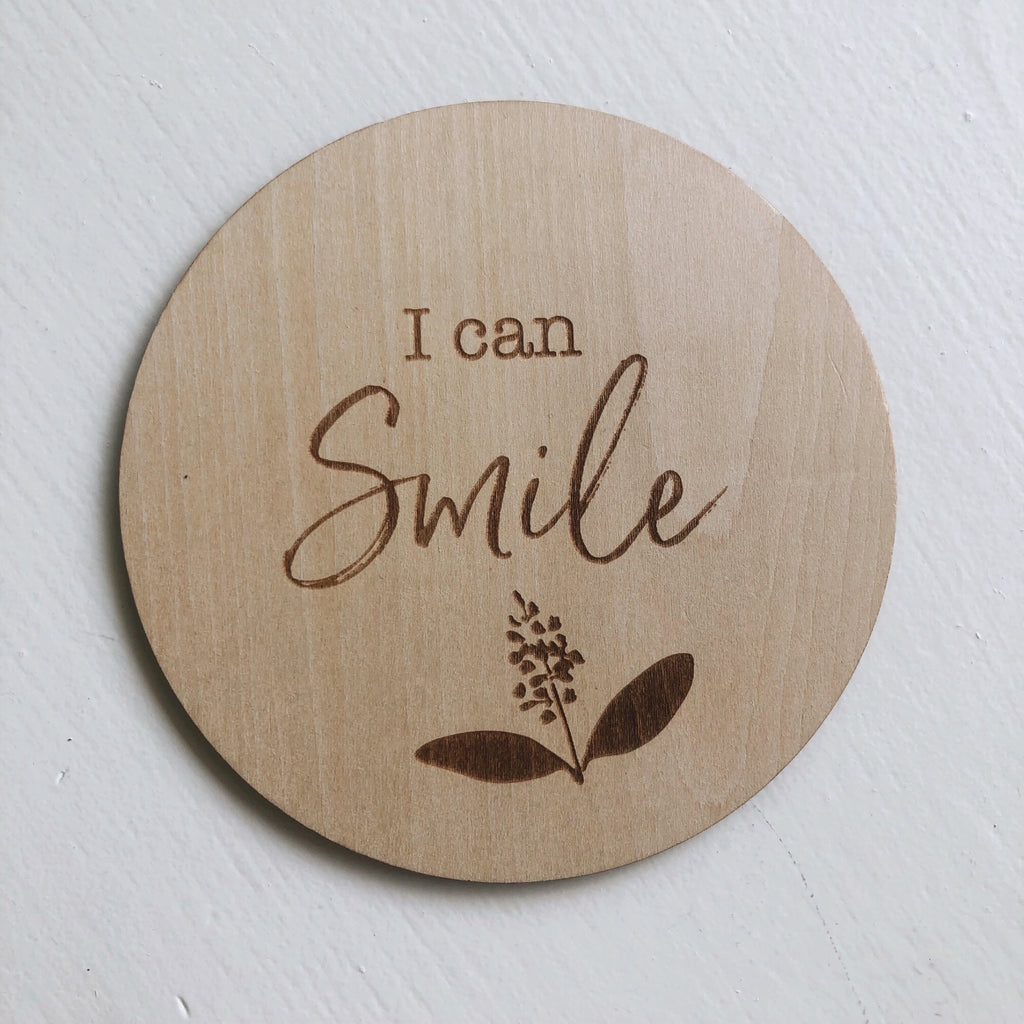 I Can Smile Disc