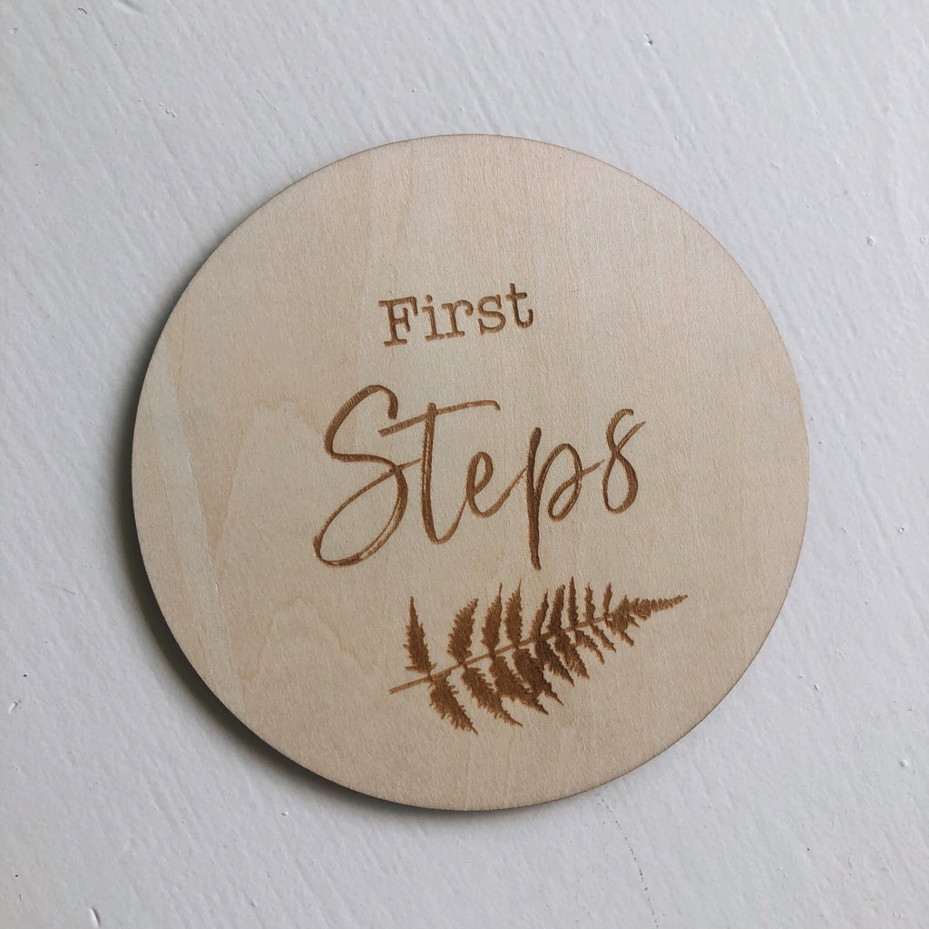 First Steps Disc