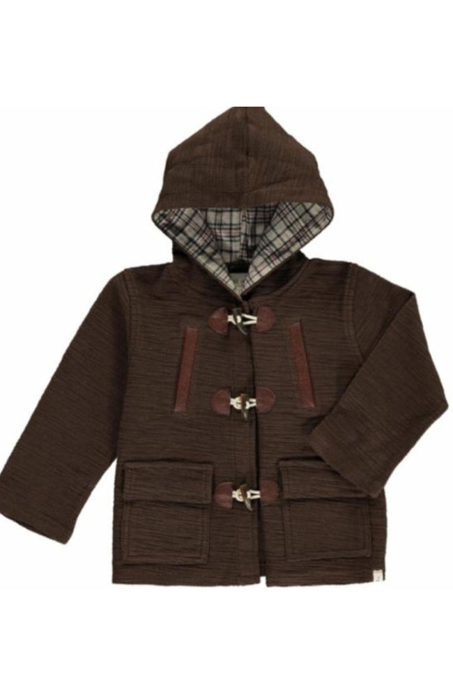 Brown Duffle Jacket