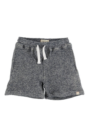 Navy Short Sweats