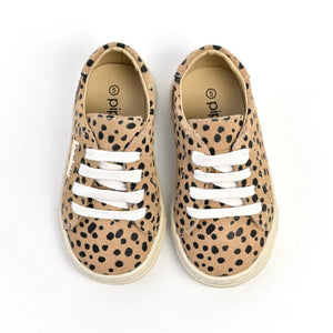 Low Top Sneakers - Cheetah