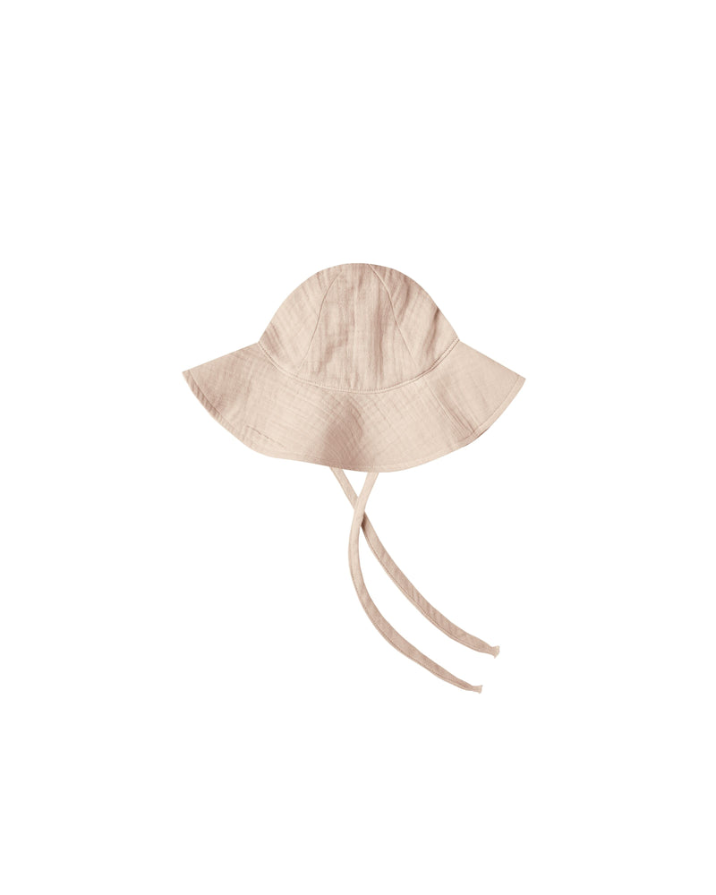 Floppy Sun Hat || Shell