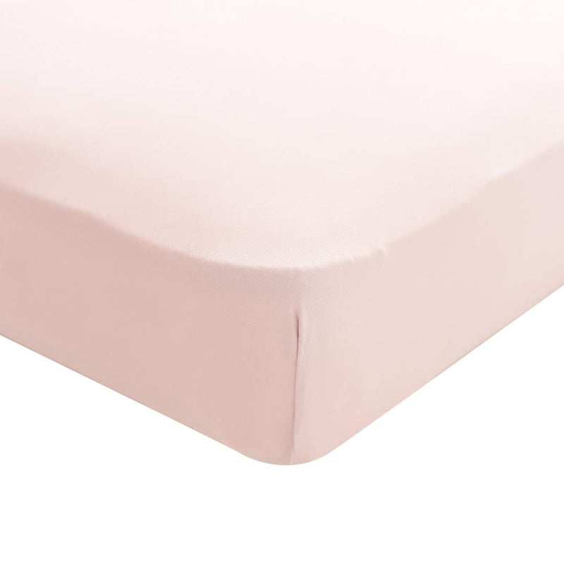 Fitted Sheet - Blush
