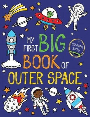My First Big Book of Space