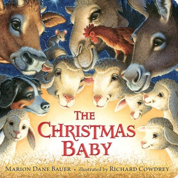 The Christmas Baby Board Book
