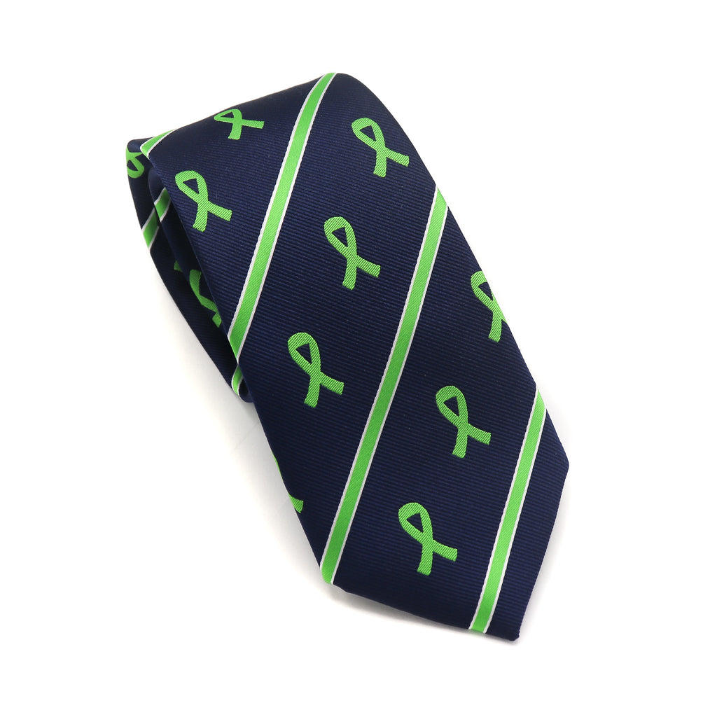 Cerebral Palsy Awareness Tie