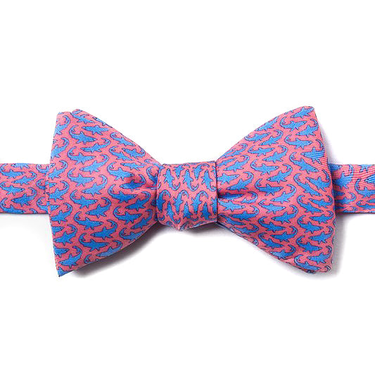 Micro Sharks Bow Tie
