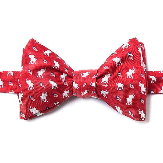 Republican Elephants Never Forget Bow Tie