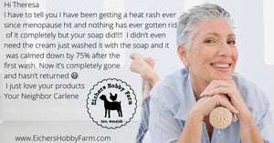This soap really works, listen to Carlene!