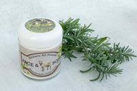 Cedarwood Handcrafted Goat Milk Face and Body Cream - eichershobbyfarm - Goat Milk Products - Avon, Minnesota