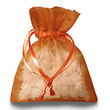 Orange Handcrafted Goat Milk Soap Bag - eichershobbyfarm - Goat Milk Products - Avon, Minnesota
