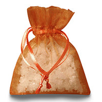 Orange Handcrafted Goat Milk Soap Bag