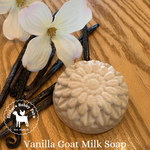Vanilla Handcrafted Goat Milk Soap - eichershobbyfarm - Goat Milk Products - Avon, Minnesota