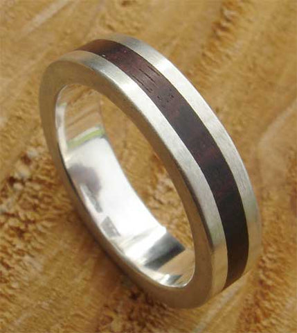 Ring inlay