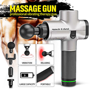 Premium Massage Gun [TRENDING RECOVERY TECHNOLOGY]