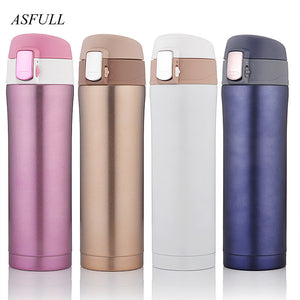 Stainless Steel Water Bottle [BPA FREE]