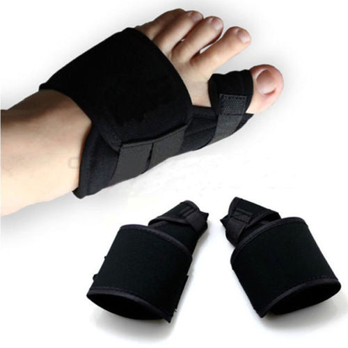 Soft Bunion Corrector Toe Separator [2 Pieces for both Feet]