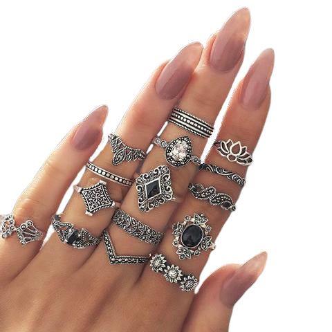 Boho Stackable Rings [Flawless]
