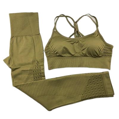 Seamless Yoga Set [NO SEAMS]