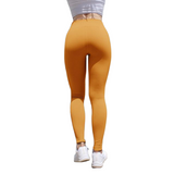Seamless Yoga Pants for Women [High-Waisted]