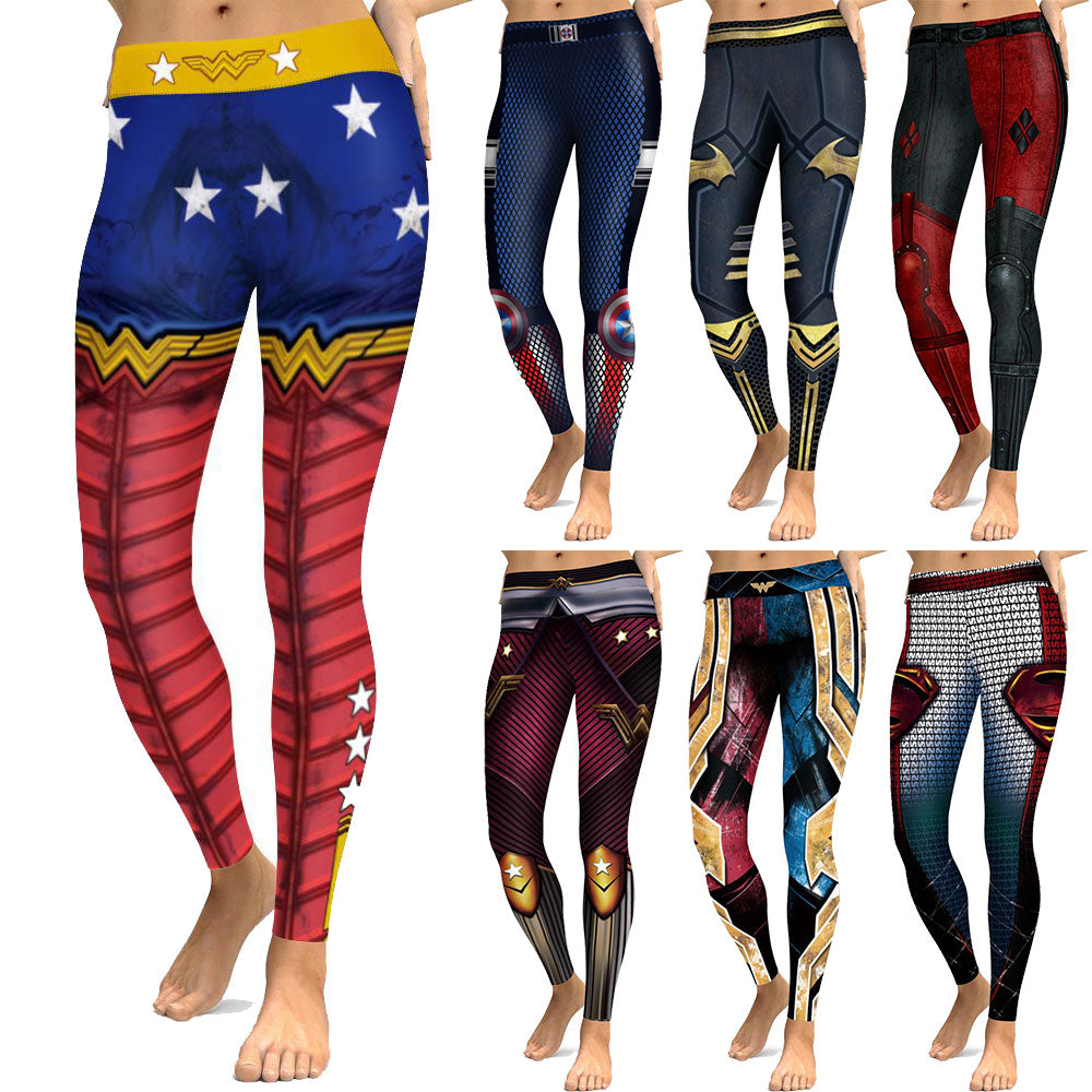 Super Hero Leggings [REPRESENT]