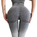 Ombre Seamless Leggings [HIGH WAISTED]