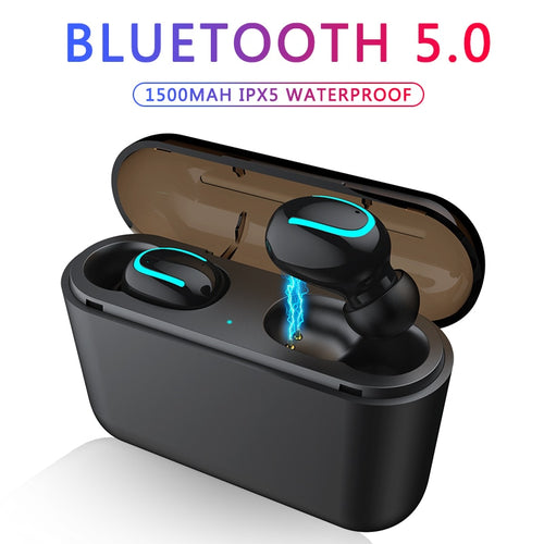 Wireless Earbuds [SLEEK & SOPHISTICATED]