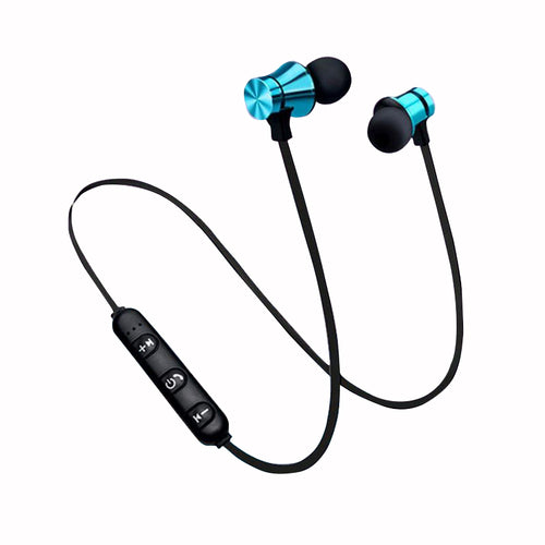 Metallic Wireless Earbuds [SHINY]