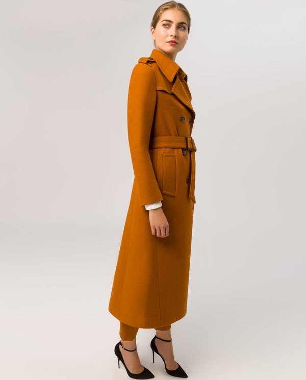 Klassicher Trenchcoat