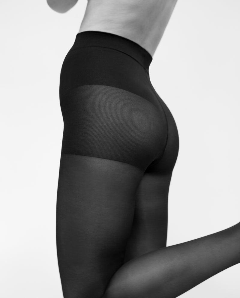 Irma Support Tights by Swedish Stockings