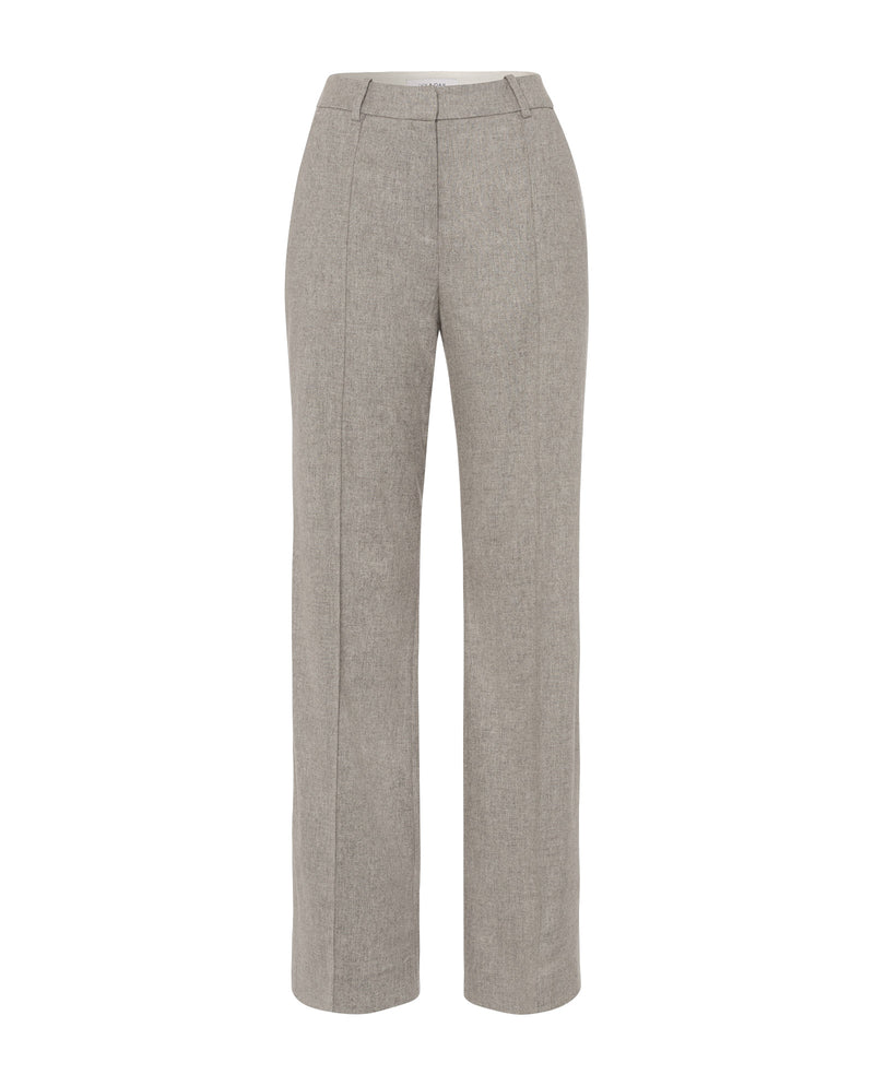 Marlene Pants XL Light Grey Melange